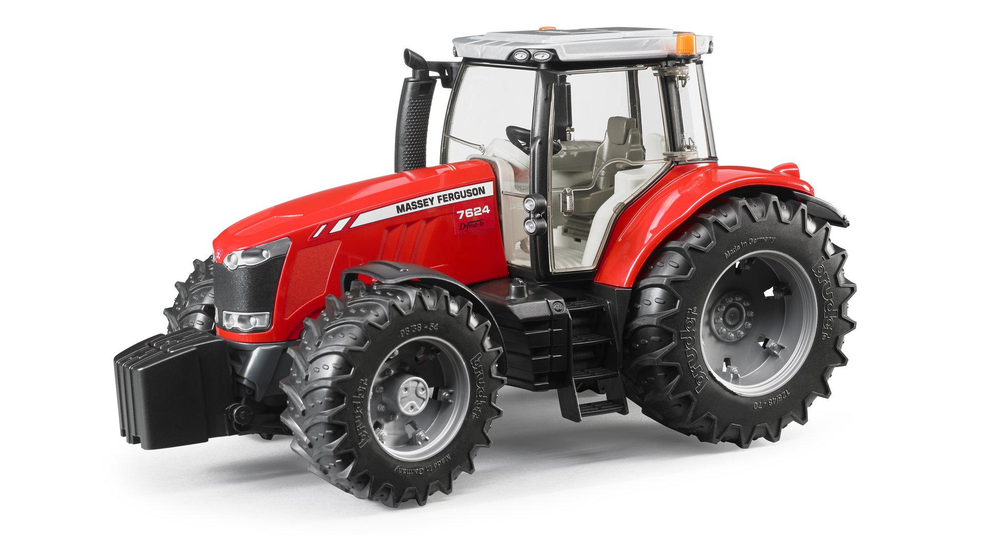 Massey ferguson 7624 bruder massey bruder mf bruder mf traktor