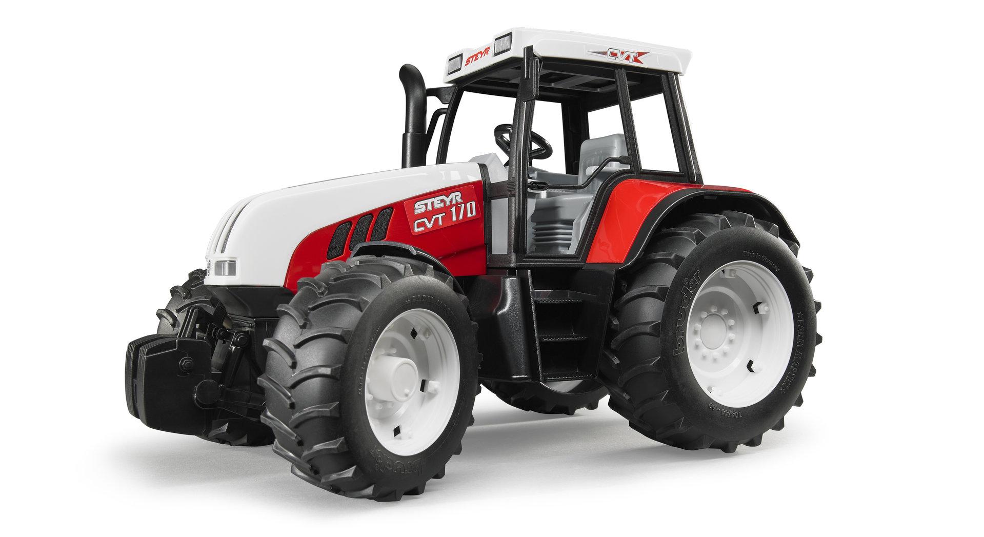 Steyr cvt bruder spielzeug traktor