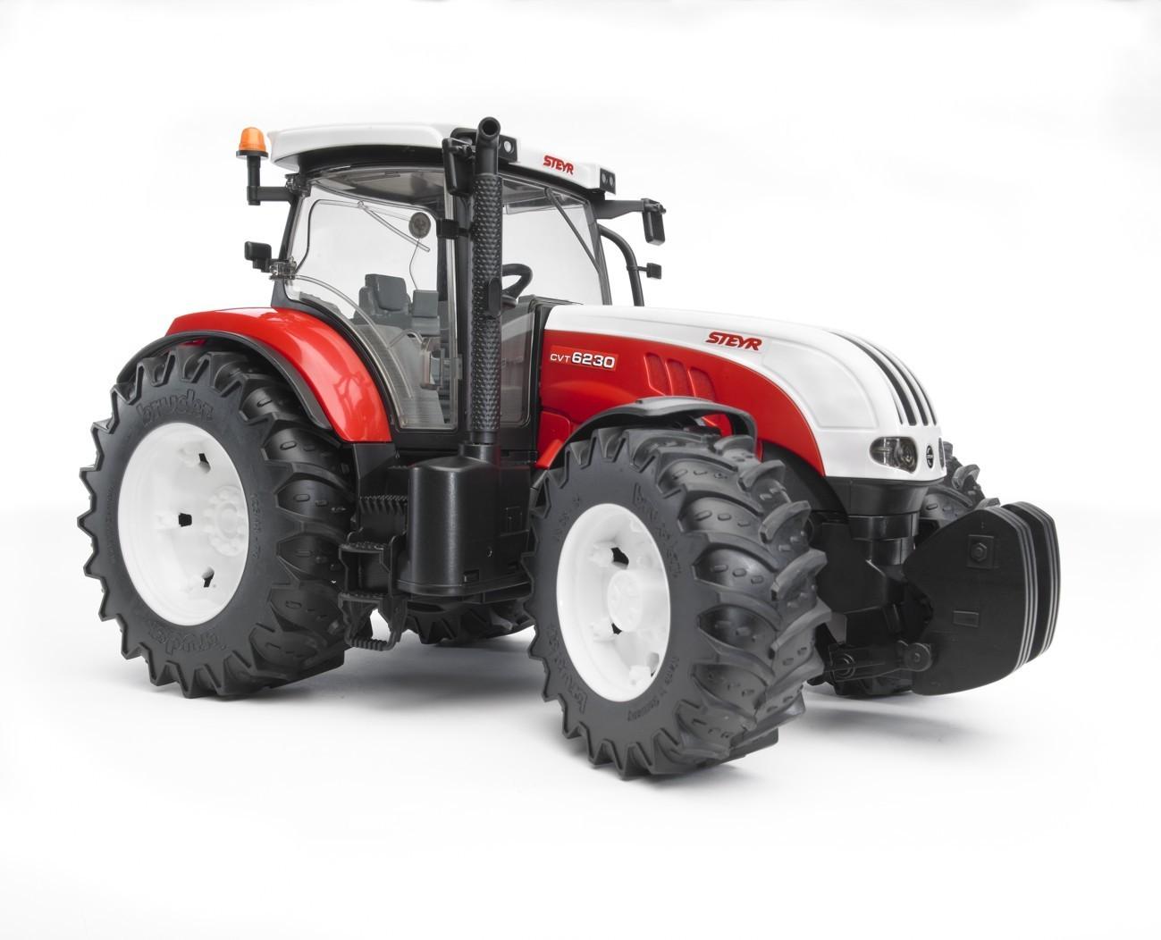 steyr cvt 6230 bruder steyr traktor bruder steyr. Black Bedroom Furniture Sets. Home Design Ideas