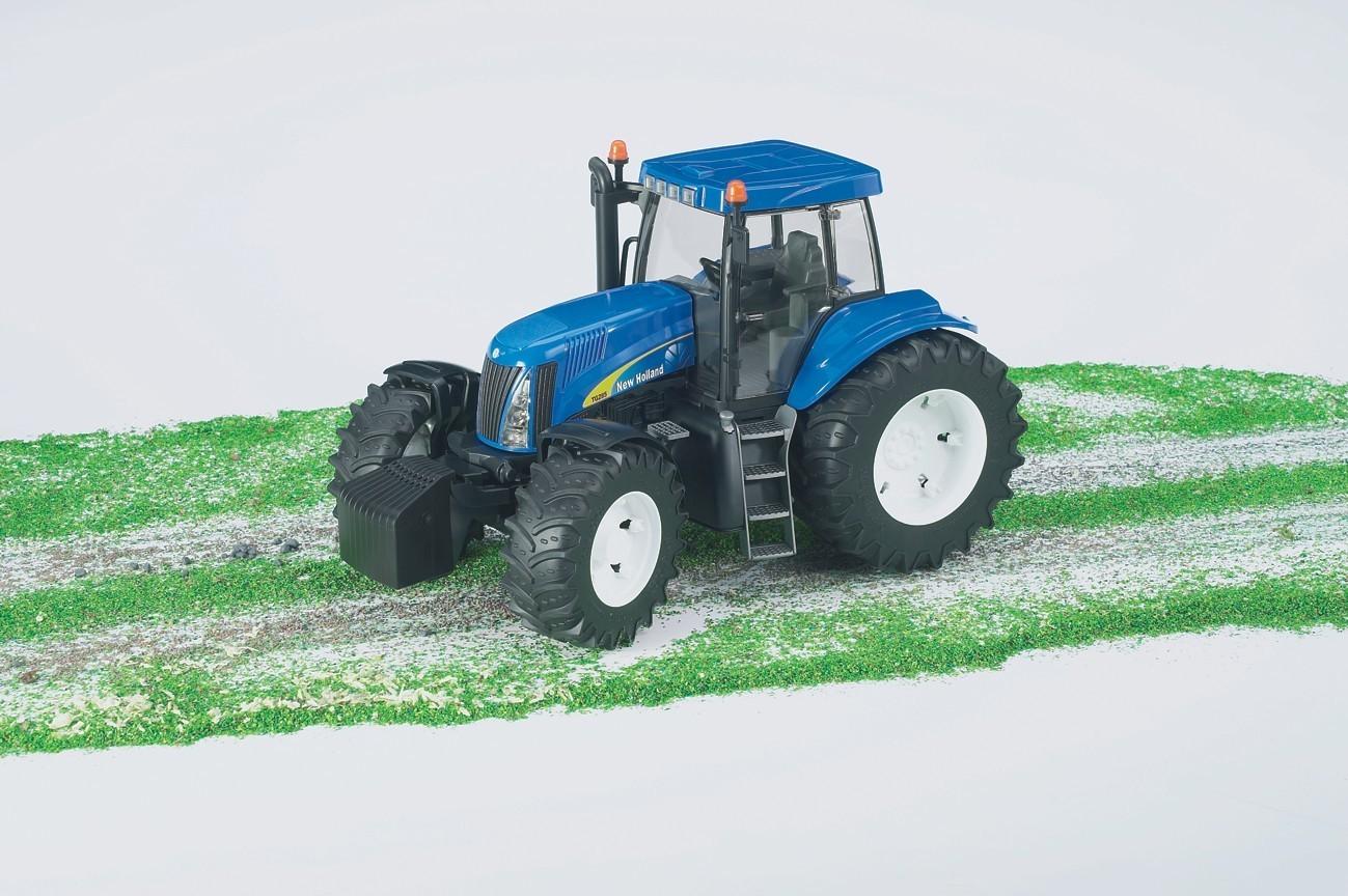 new holland t8040 bruder traktor traktor bruder. Black Bedroom Furniture Sets. Home Design Ideas