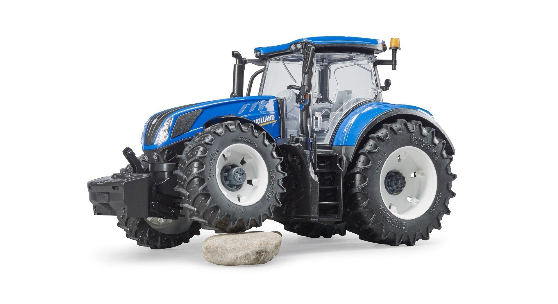 new holland bruder traktor bruder new holland. Black Bedroom Furniture Sets. Home Design Ideas