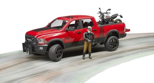 RAM 2500 Power Wagon mit Ducati