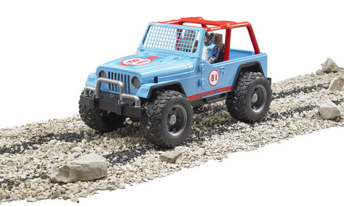 Jeep Cross Racer